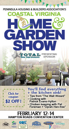 Coastal VA Home and Garden Show